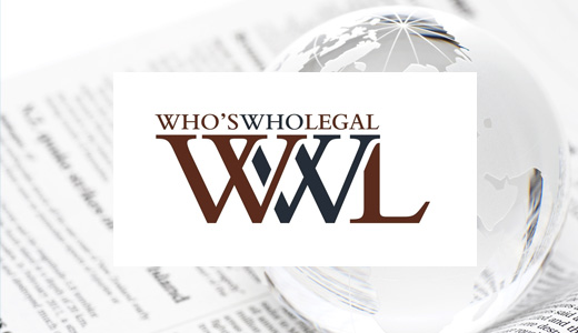 La pratique arbitrage d'OCA reconnue par le Who's Who Legal
